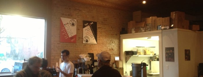 Black Hand Coffee Company is one of Posti salvati di Rachel.