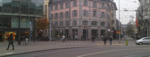 Löwenplatz is one of Zurich: business trip 2014-2015.