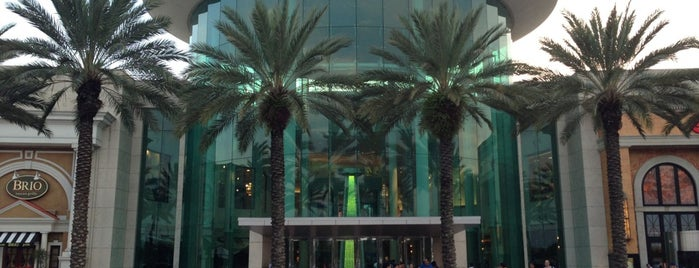 The Mall At Millenia is one of Florida.