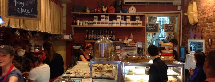 Two Little Red Hens is one of New York's Best Bakeries - 2013.