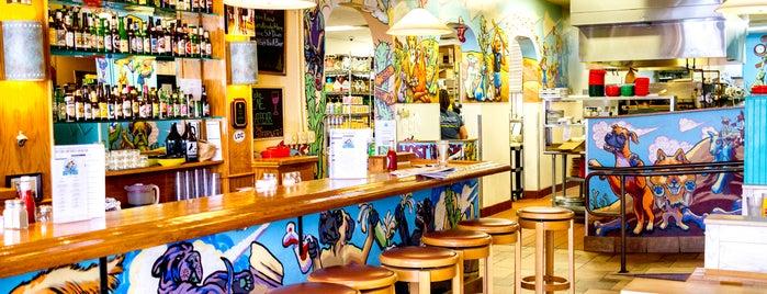 Lost Dog Cafe is one of Washington DC.