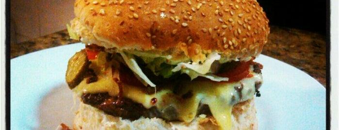 BFC-Burguer Futebol Clube is one of Burgers in Porto Alegre.