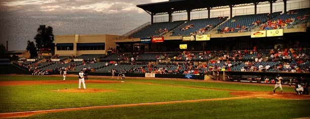 NBT Bank Stadium is one of Cool places in NY (upstate).