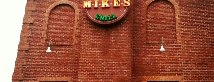 Mike's American Grill is one of NoVa.