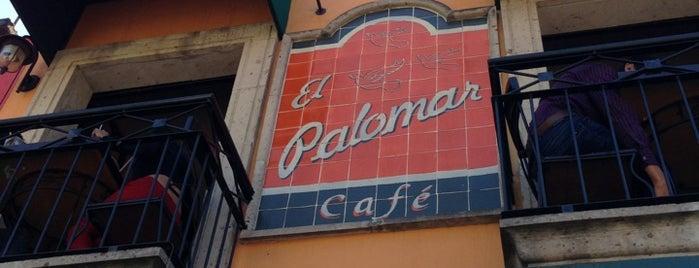 El Palomar Cafe is one of Guadalajara.