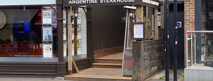 Buenos Aires Argentine Steakhouse Chiswick is one of Best food In London.