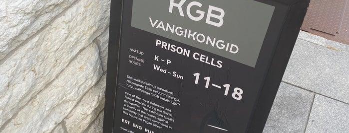 KGB vangikongid is one of Kuzey Avrupa.