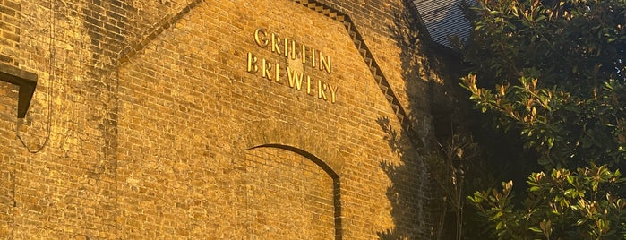 Griffin Brewery is one of Beer / Ratebeer's Top 100 Brewers [2020].