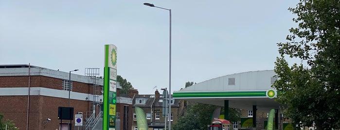 BP is one of Tempat yang Disukai Henry.