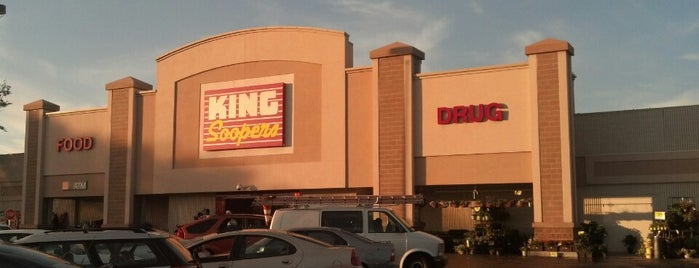 King Soopers is one of Tempat yang Disukai Anthony.