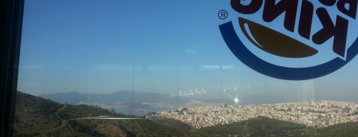 Burger King is one of ahmet'in Beğendiği Mekanlar.