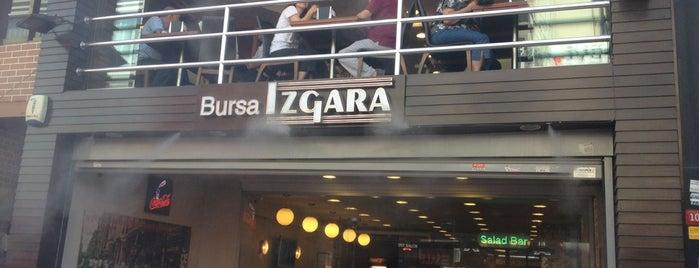 Bursa Izgara is one of cizmecikedi : понравившиеся места.