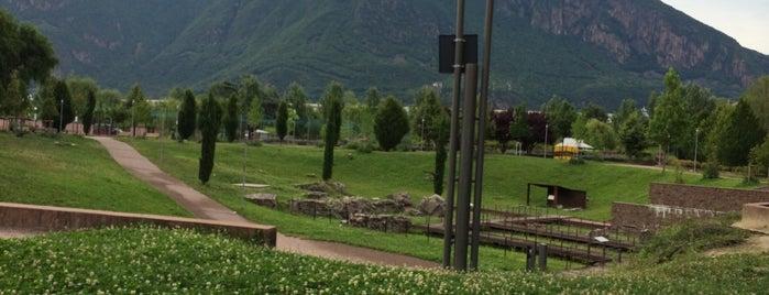 Parco Delle Semirurali is one of Bolzano.