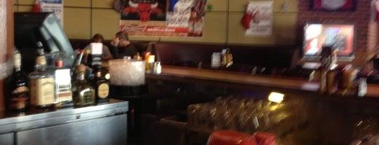 Rookies All-American Pub & Grill is one of Tempat yang Disukai Robert.