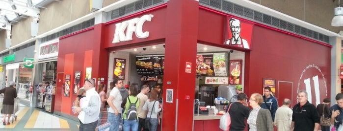 KFC is one of Orte, die Bjoern gefallen.