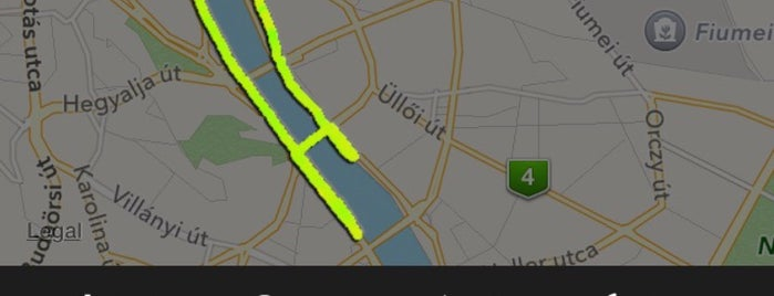 Wizz Air Budapest Félmaraton is one of Orte, die Zita gefallen.