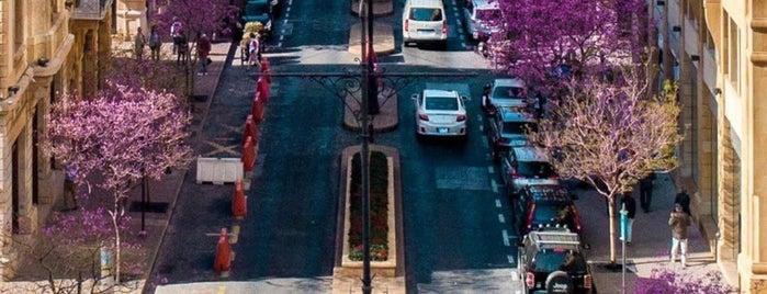 Beirut Central District is one of Orte, die Yunus gefallen.