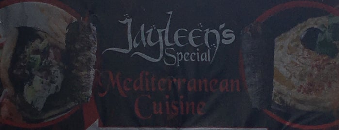 Jayleen's is one of Restaurants to try - Generally.