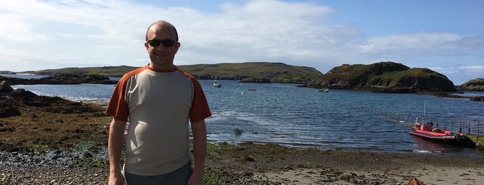 Handa Island Ferry is one of Scotland 2017.
