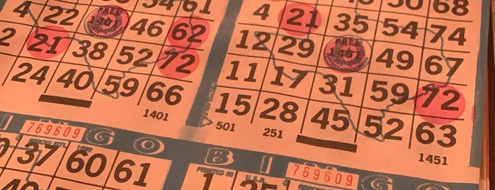 BINGO in The HEIGHTS is one of Life in the Heights.