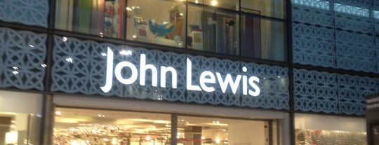 John Lewis & Partners is one of Orte, die Paul gefallen.