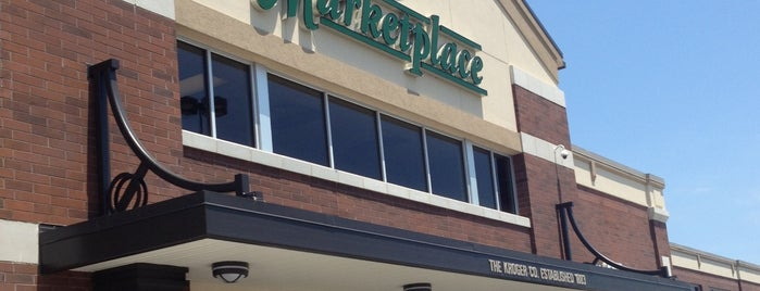 Kroger Marketplace is one of Nikki : понравившиеся места.