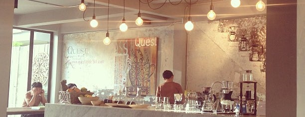 Quest Connaisseur Café is one of 방콕.
