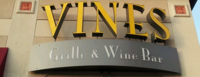 Vines Grille & Wine Bar is one of Orlando Eats.