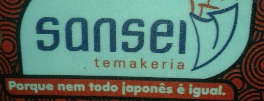 Sansei Temakeria is one of Sushi / Temakeria.