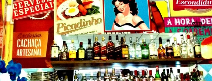 Moça Bonita Bar is one of Bares.