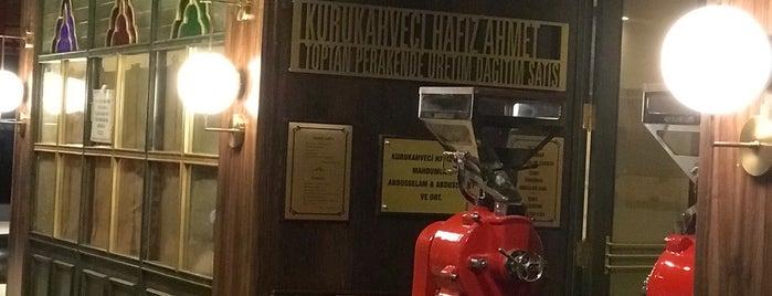 Kurukahveci Hafız Ahmet is one of İstanbul.