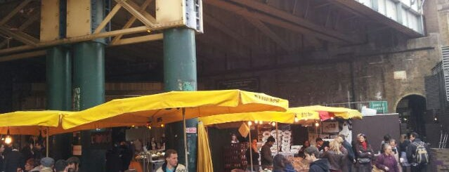 Borough Market is one of Guia del viajero no viajado - Londres.