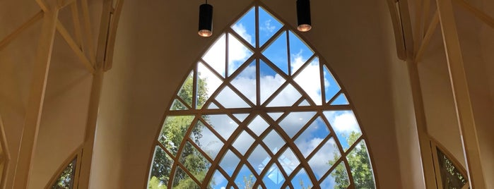 Baughman Center is one of Lugares favoritos de Elle.