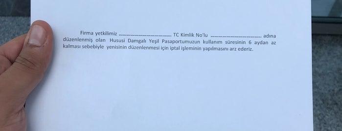 TİM / Türkiye İhracatçılar Meclisi is one of İstanbul 2.