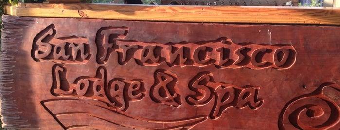 San Francisco Lodge & Spa is one of Lieux sauvegardés par Karen.