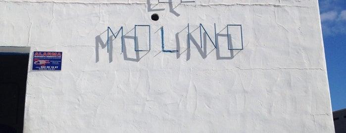El Molino is one of Lanzarote.
