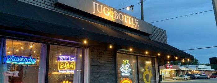 Jug & Bottle Dept. is one of FT6.