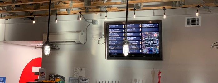 Three Nations Brewing Co. is one of Russ's Liked Places.