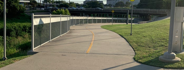 Trinity Strand Trail is one of Attractions in central Dallas.