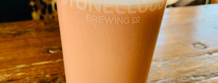 Stonecloud Brewing Company is one of Oklahoma City.