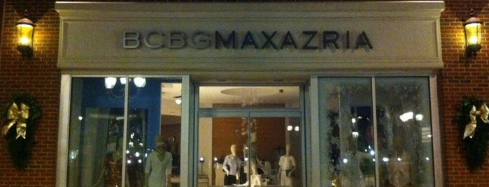 BCBG Max Azria is one of Baton Rouge Shopping.