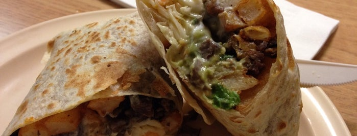 Angela's Burrito Style is one of Chicago Part II.