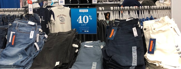 Old Navy is one of favorites 1.