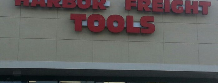 Harbor Freight Tools is one of Fixer Upper Badge - Cincinnati Venues.