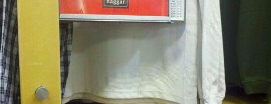 Haggar is one of สถานที่ที่ Tad ถูกใจ.