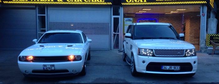 ONAT CAR GROUP CAR RENTAL CAR CARE is one of Beğenilen.