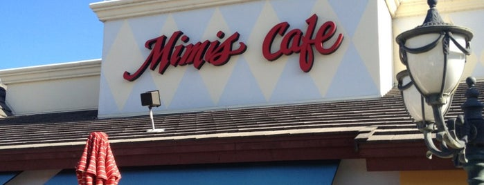 Mimi's Cafe is one of My trip to Florida.