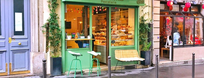 DonAntónia Pastelaria is one of Paris new.