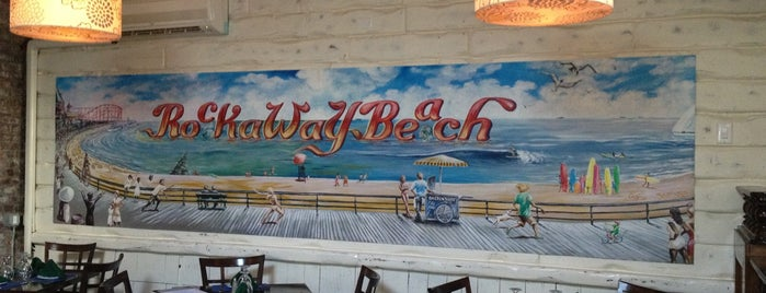 Dalton's Seaside Grill is one of rock rock Rockaway beach.