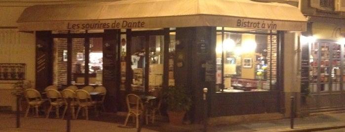 Les Sourires de Dante is one of Vivien : понравившиеся места.